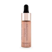 Revolution Liquid Highlighter Liquid -Bronze Gold