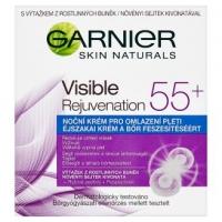Garnier Skin Naturals Visible Rejuvenation 55+ éjszakai krém a bőr feszesítéséért 50 ml