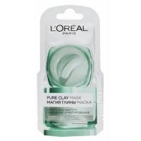 L'Oréal Paris Skin Expert- Pure Clay -tisztító és mattító arcmaszk - 6 ml