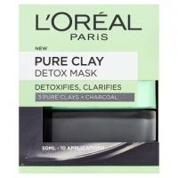 L'Oréal Paris Skin Expert- Pure Clay -detoxikációs maszk - 50 ml