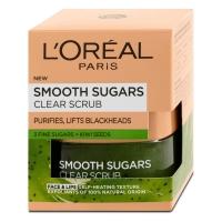 L'Oréal Paris Skin Expert- Sugar scrub -kiwis cukormaszk-50 ml
