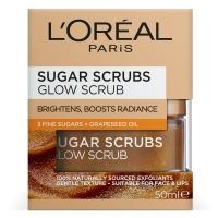 L'Oréal Paris Skin Expert-Sugar scrub - cukormaszk-szőlőmagolajjal-50 ml
