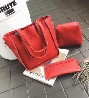 Tiara 3 részes szett-Piros
