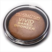 MAKEUP REVOLUTION VIVID BAKED BRONZER-GOLDEN DAYS
